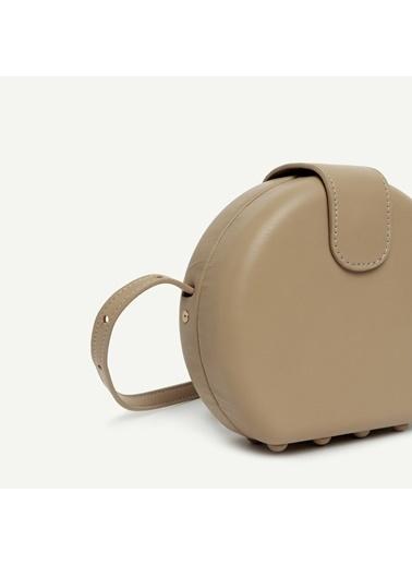 Yargıcı Kadın Mini Omuz Çanta 0YKCN3015X Haki